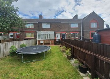 Thumbnail 2 bed terraced house for sale in Unsworth Gardens, Consett