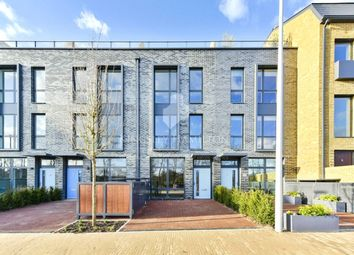 Thumbnail 4 bed terraced house to rent in Dalton Terrace, Kidbrooke Village, London