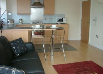 Thumbnail 2 bed flat to rent in Velocity East, 5 City Walk, Leeds