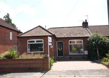 Thumbnail 3 bed semi-detached bungalow for sale in Laurel Avenue, Englefield Green, Surrey