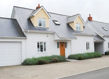 Thumbnail 3 bed link-detached house for sale in Monks Farm Cottages, St. Marys Lane, Upminster