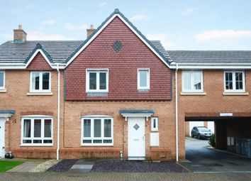 Thumbnail 3 bed town house for sale in Jackson Avenue, Nantwich