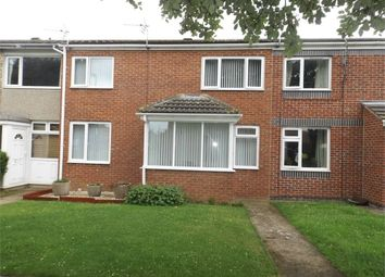 Thumbnail 2 bed terraced house for sale in Grosmont Close, Redcar, North Yorkshire