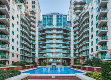 Thumbnail 3 bed flat to rent in Bridge House, 18 St. George Wharf, London