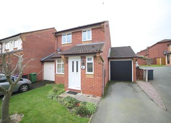 Thumbnail 3 bedroom detached house for sale in Bridgwater Close, Telford