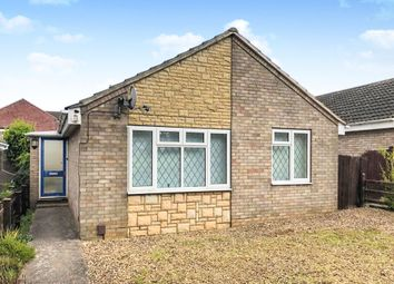 Thumbnail 2 bed detached bungalow for sale in Seventh Avenue, Grantham