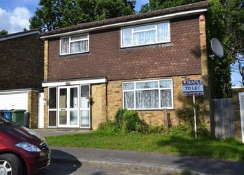 Thumbnail 3 bed detached house to rent in Sequoia Park, Hatch End, Middlesex