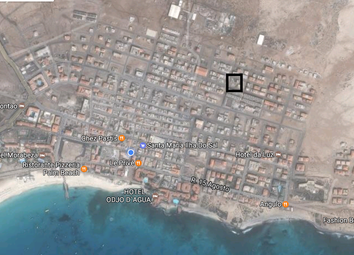 Thumbnail Land for sale in Plot 501, Santa Maria, Cape Verde