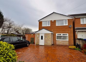 Thumbnail 4 bed detached house for sale in St. John Street, Dukinfield