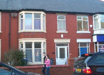 Thumbnail 3 bed terraced house to rent in 172 Caunce St, Blackpool