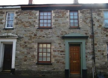 Thumbnail 2 bed terraced house for sale in Barn Street, Liskeard
