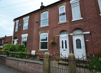 Thumbnail 4 bed terraced house for sale in Swinton Hall Road, Swinton, Manchester