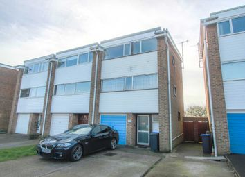 Thumbnail 3 bedroom end terrace house for sale in Sompting Avenue, Broadwater, Worthing