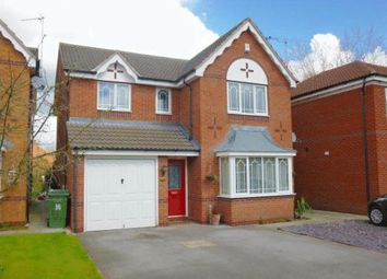 Thumbnail 4 bed detached house for sale in Lowfield Close, Ranskill, Retford