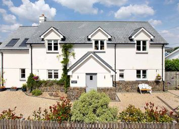 Thumbnail 5 bed detached house for sale in Cheriton Bishop, Exeter