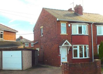 Thumbnail 3 bed semi-detached house for sale in Bedale Road, Scawsby, Doncaster