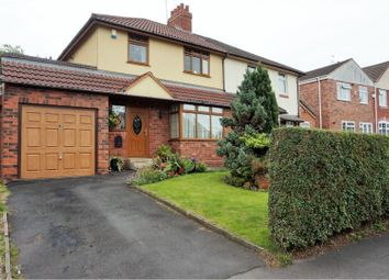 Thumbnail 3 bedroom semi-detached house for sale in Hall Road, Bearwood, Smethwick
