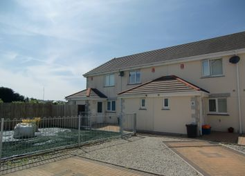 Thumbnail 2 bed end terrace house to rent in Copper Meadows, Lanner Hill, Redruth