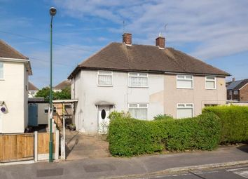 Thumbnail 3 bed semi-detached house for sale in Tremayne Road, Nottingham, Nottinghamshire