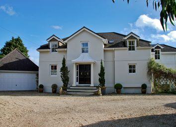 Thumbnail 4 bedroom detached house for sale in Kings Saltern Road, Lymington