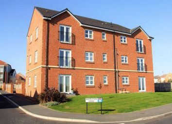 Thumbnail 2 bed flat to rent in Mappleton Drive, Seaham