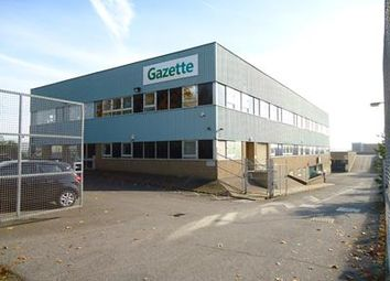 Thumbnail Commercial property for sale in Gazette House, Pelton Road, Houndmills Industrial Estate, Basingstoke, Hampshire
