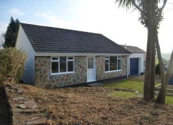 Thumbnail 2 bed detached bungalow for sale in Sunnybanks, Hatt, Saltash