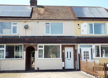 Thumbnail 2 bedroom terraced house for sale in Branting Hill Avenue, Glenfield, Leicester, Leicestershire
