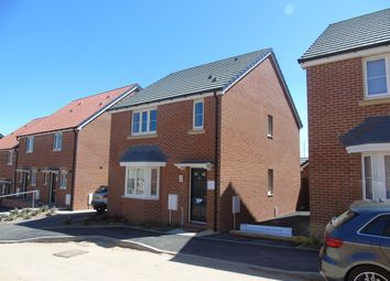 Thumbnail 3 bed detached house for sale in St Lythans Park, Culverhouse Cross, Cardiff