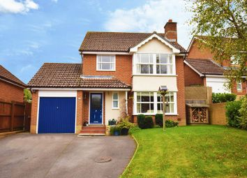 Thumbnail 4 bed detached house for sale in New Barn Lane, Uckfield