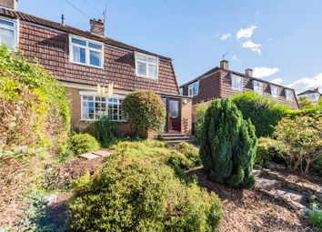 Reedley Road, Stoke Bishop, Bristol BS9. 3 bed semi-detached house