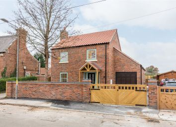Thumbnail 4 bed detached house for sale in The Orchard, Great North Road, Cromwell, Newark