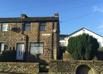 Thumbnail 2 bed end terrace house for sale in Smithy Hill, Oakworth, West Yorkshire