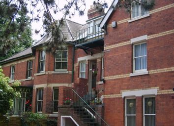 Thumbnail 2 bed flat to rent in Hafod Road, Hereford, Herefordshire
