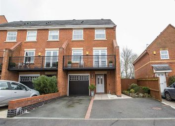 Thumbnail 4 bed town house for sale in Hayeswood Grove, Norton, Stoke-On-Trent