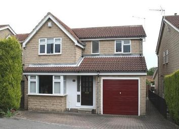 Thumbnail 4 bed detached house to rent in Aughton, Sheffield
