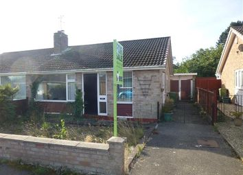 Thumbnail 2 bedroom semi-detached bungalow for sale in Runswick Avenue, Acomb, York