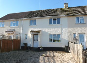 Thumbnail 3 bed terraced house to rent in Passmore Road, Bradninch