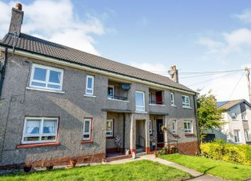 Thumbnail 1 bed flat for sale in Dungourney Drive, Greenock