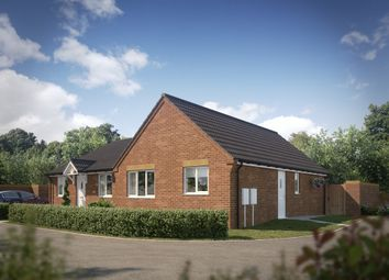 "Thumbnail 2 bed bungalow for sale in ""The Folkstone"" at Manor Drive, Pickering"