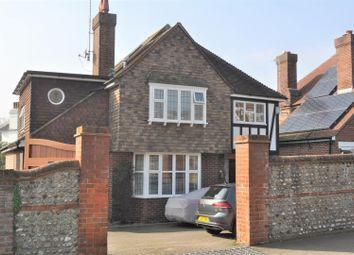 Upperton Road, Eastbourne BN21. 4 bed detached house for sale