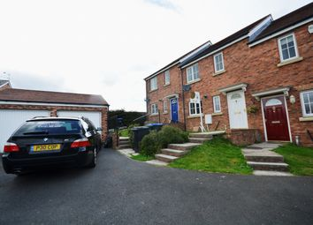 Thumbnail 3 bed terraced house to rent in Brockwell Court, Brandon, Durham