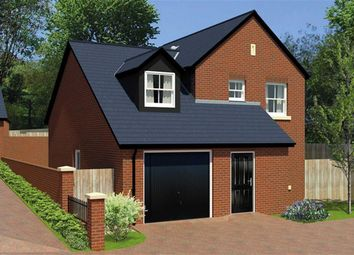 Thumbnail 3 bed detached house for sale in Birch Grove, Gloucester Road, Chepstow, Gloucestershire