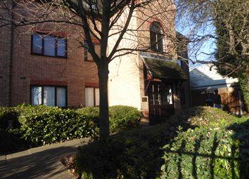 Thumbnail 2 bed flat to rent in Gubbins Lane, Harold Wood