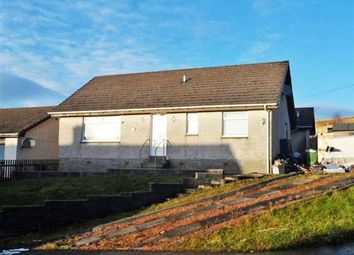 Thumbnail 4 bed bungalow for sale in Dalton Avenue, Dalmellington, Ayr