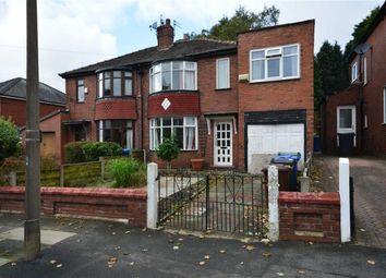 Thumbnail 3 bed semi-detached house for sale in Butterstile Lane, Prestwich