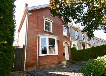 Thumbnail 4 bed town house to rent in York Road, Bury St. Edmunds