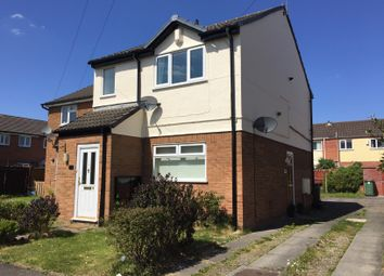 Thumbnail 1 bed flat to rent in Cronton Avenue, Leasowe
