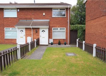 Thumbnail 2 bed end terrace house for sale in Conwy Drive, Liverpool