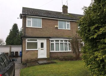 Thumbnail 3 bed semi-detached house to rent in Tollemache Close, Mottram, Hyde, Greater Manchester